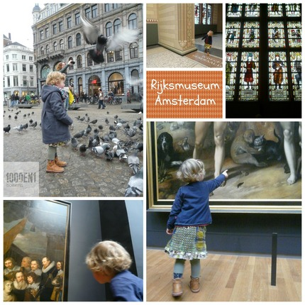 At the Rijksmuseum